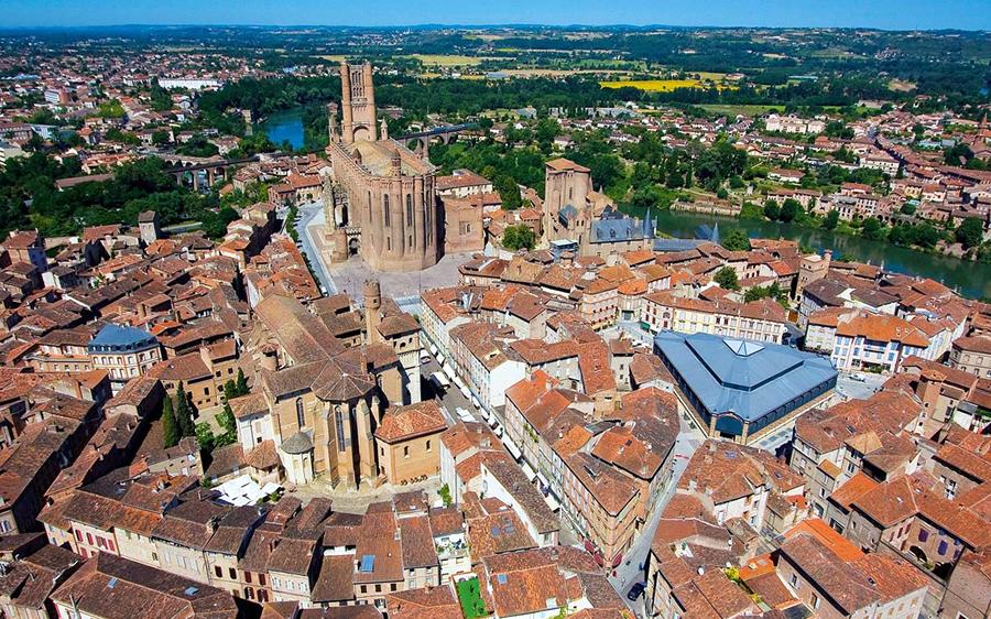 Albi – Courtesy of Mairie d'Albi/Cité épiscopale d'Albi