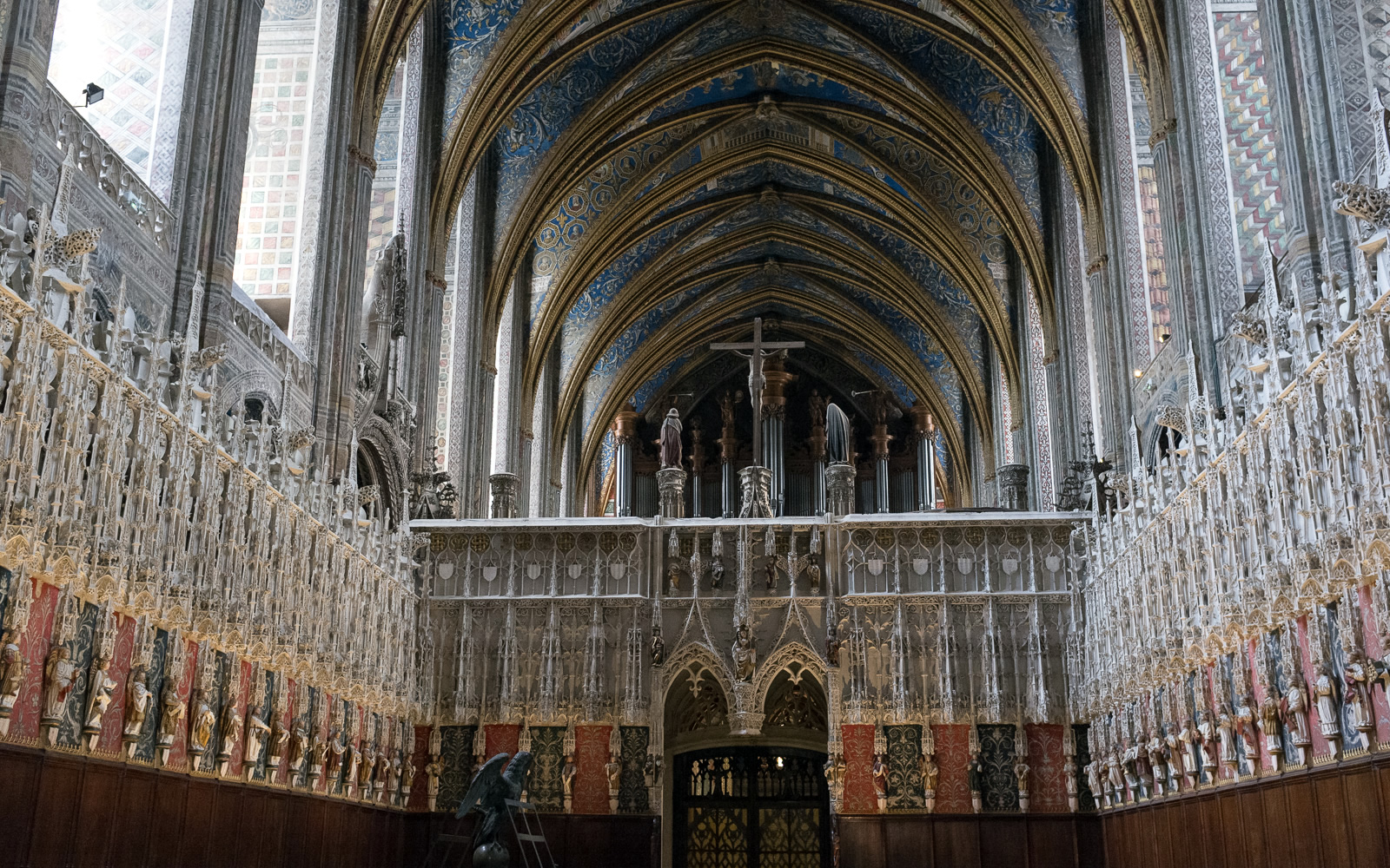 Cathedral of Sainte-Cécile, Albi - Photo by Asgeir Pedersen, Spots France