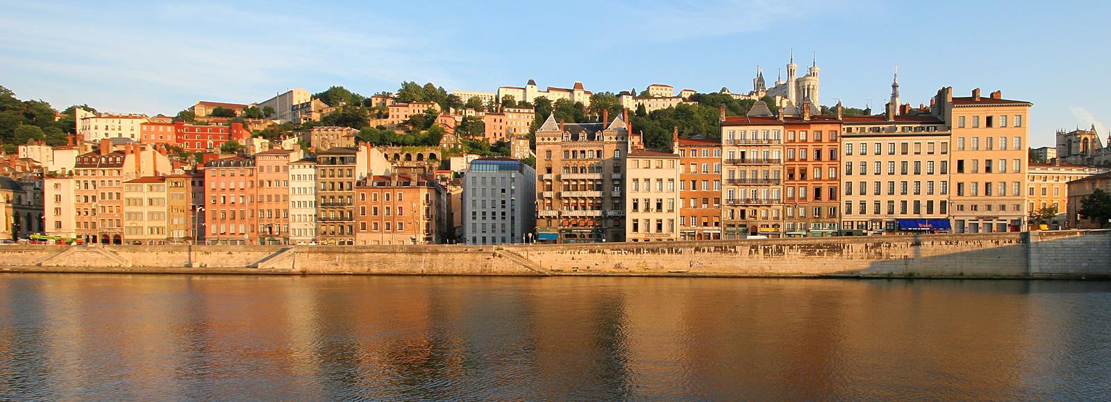 Quai de Saône – Photo: Marie Perrin/Lyon Tourism and Conventions