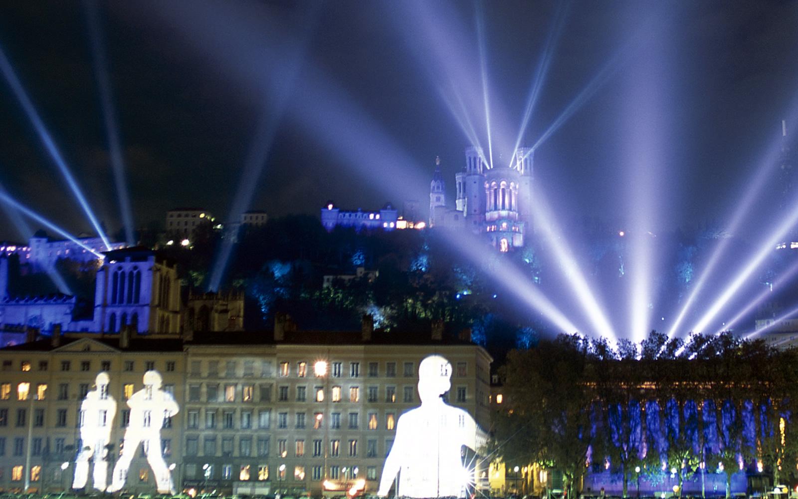 Fête des Lumières – Photo: Muriel Chaulet/Lyon Tourism and Conventions