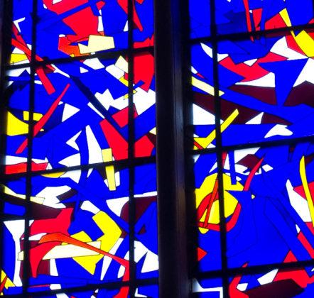St.Joseph chapel (click to enlarge) - Photo by Asgeir Pedersen, Spots France