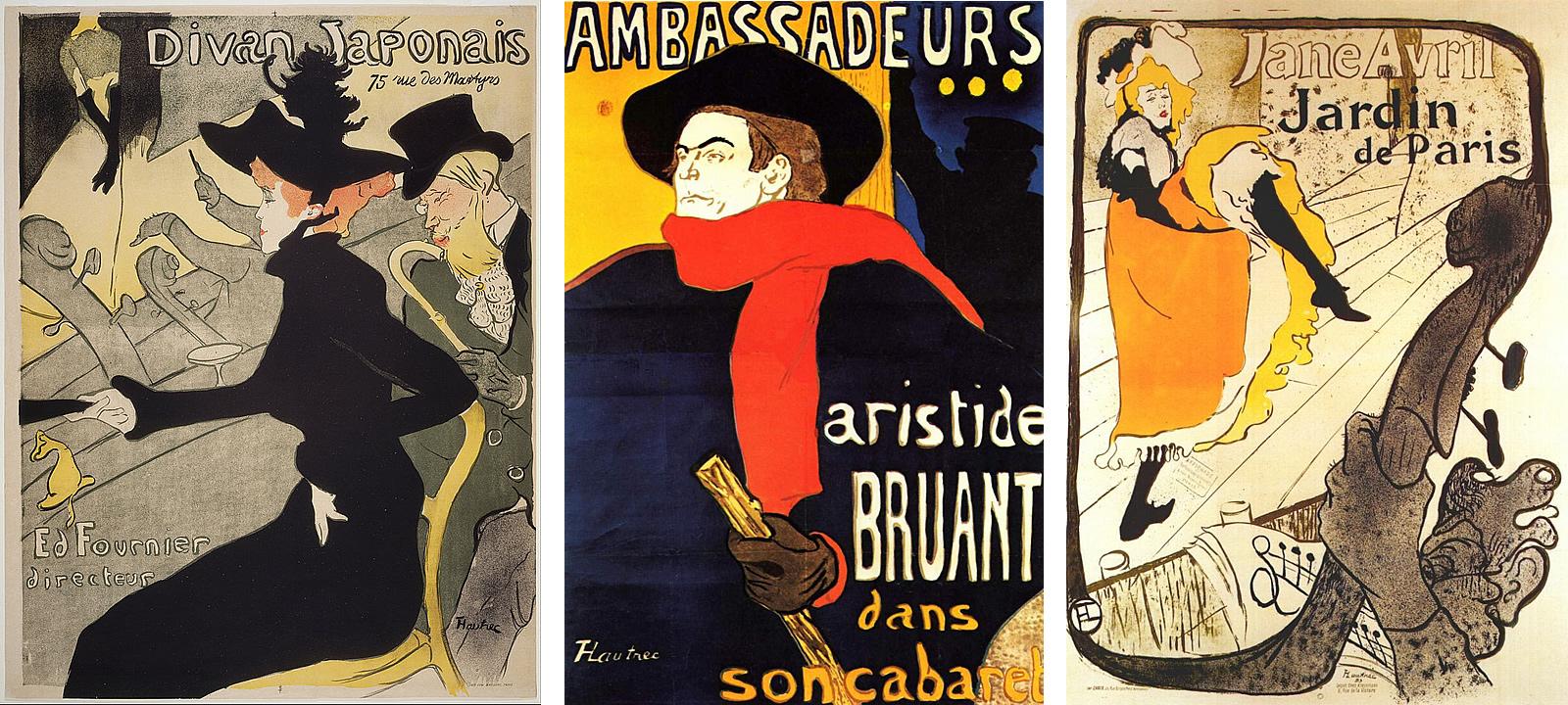 Toulouse-Lautrec Posters