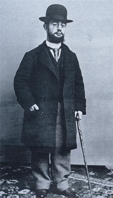 Toulouse-Lautrec Portrait